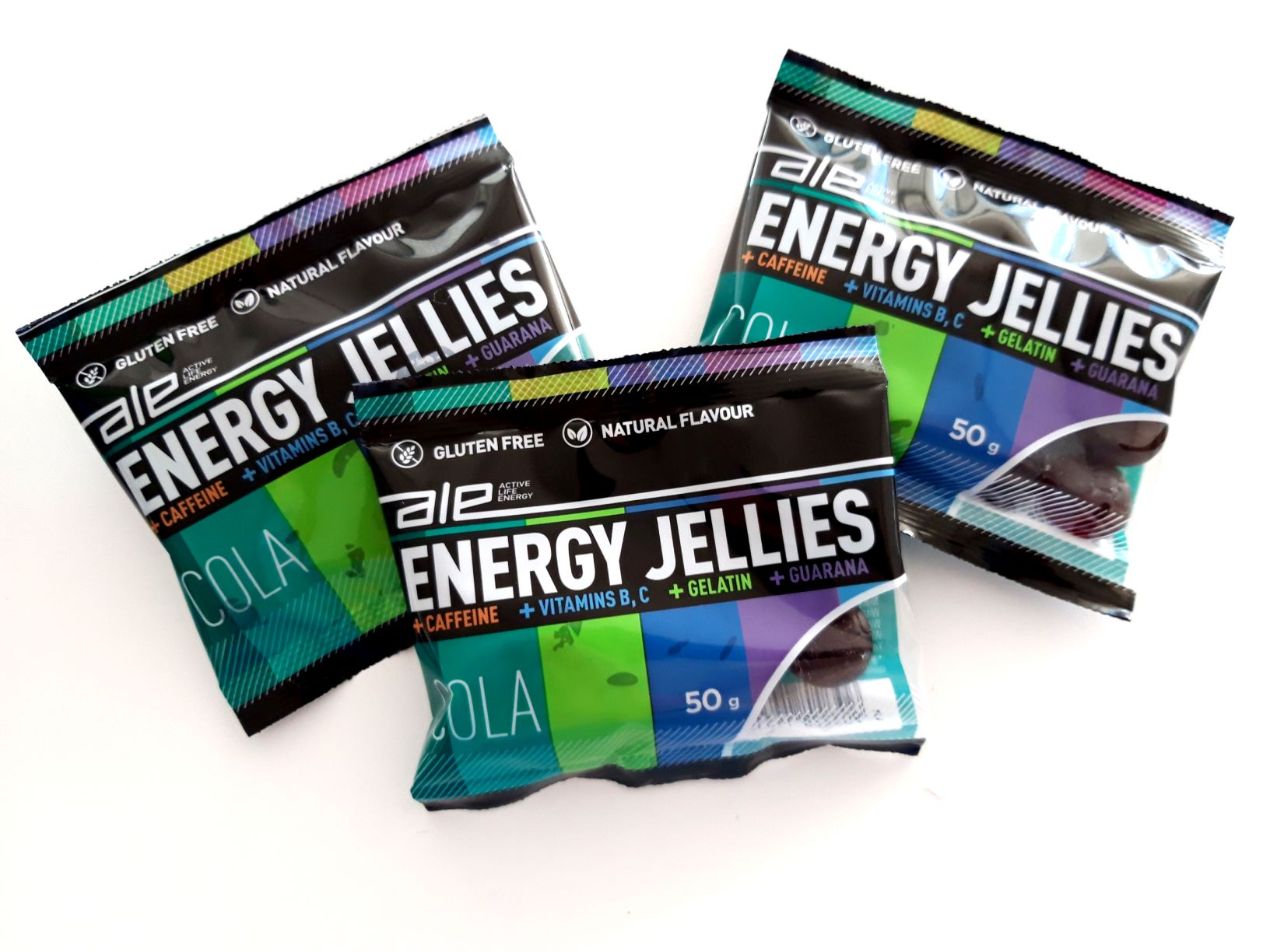 ALE ENERGY JELLIES