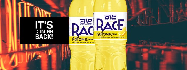 ALE RACE ISOTONIC DRINK