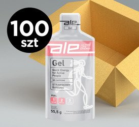 ALE Energy Gel Strawberry Banana