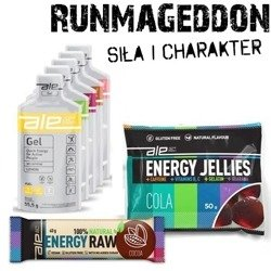Buy 5 ALE Energy Gels plus ALE 2.0 Bar and SAVE 15%