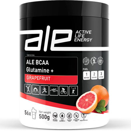 ALE BCAA Glutamine + Grapefruit