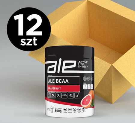 ALE BCAA Grapefruit (set of 12)