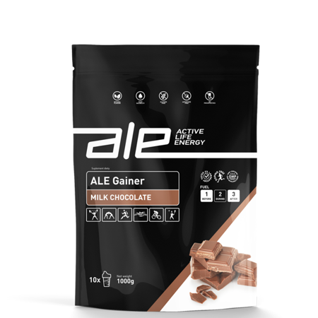 ALE Gainer Milk Chocolate 1kg