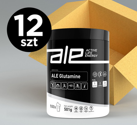 ALE Glutamine (set of 12)