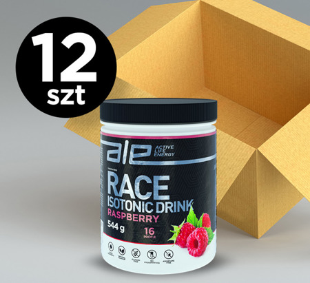 ALE Race Raspberry  (set of 12)