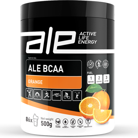 ALE BCAA Orange