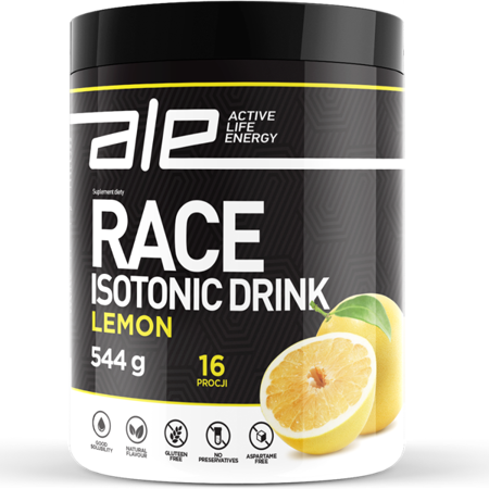 ALE Race Lemon (w proszku)