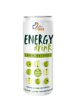 ENERGY DRINK 100% NATURAL, puszka 250 ml